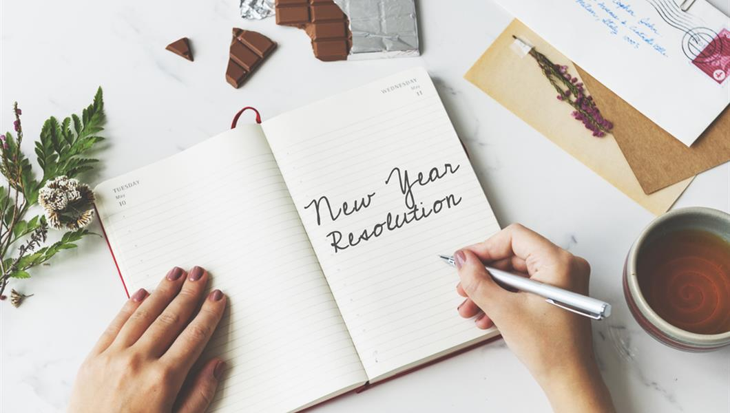 New Year's Resolutions in Work