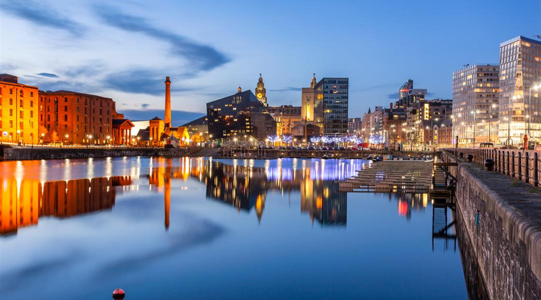 Spotlight: Lively Liverpool