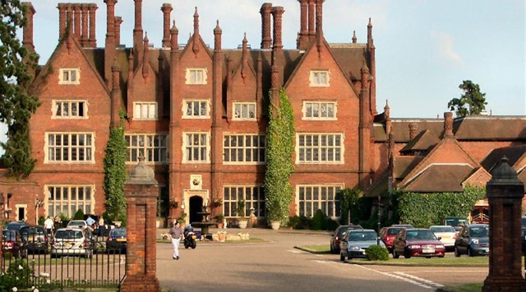 Spotlight on: Dunston Hall, Norwich